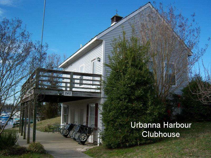 Urbanna Harbour clubhouse